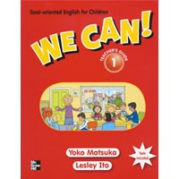 We Can! 1 Teacher's Guide (English)
