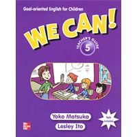 We Can! 5 Teacher's Guide (English)