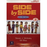 Side by Side 2 (3/E) Student Book CDs (7)