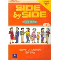 Side by Side 4 (3/E) Student Book CDs (7)
