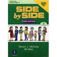 Side by Side 3 (3/E) Student Book CDs (7)