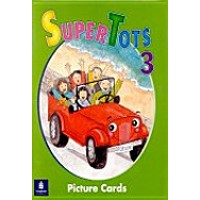 SuperTots 3 Picture Cards