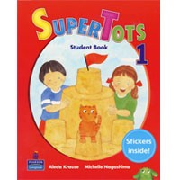 SuperTots 1 Student Book