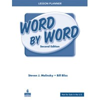 Word by Word Picture Dictionary (2/E) Lesson Planner