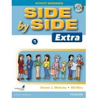 Side by Side Level 1 Extra : Activity Workbook with CDs