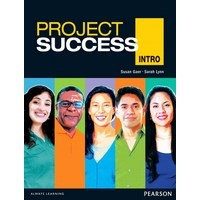 Project Success Intro Student Book with MyLab Access and eText