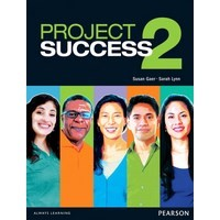 Project Success Level 2 Student Book with MyLab Access and eText