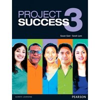 Project Success Level 3 Student Book with MyLab Access and eText