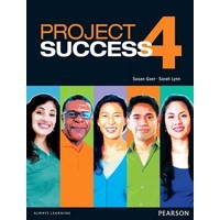 Project Success Level 4 Student Book with MyLab Access and eText