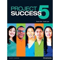Project Success Level 5 Student Book with MyLab Access and eText