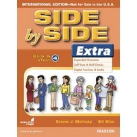 Side by Side Level 4 Extra : Student Book and eText