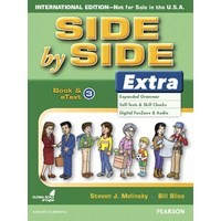 Side by Side Level 3 Extra : Student Book and eText