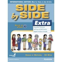 Side by Side Level 1 Extra  : Student Book and eText