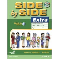 Side by Side Level 3 Extra : Student Book and eText with CD Highlights
