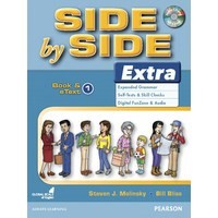 Side by Side Level 1 Extra : Student Book and eText with CD Highlights