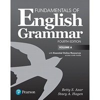 Azar Fundamentals English Grammar (4/E) Student Book A with Essential Onlie Resources