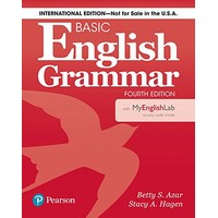 Azar Basic English Grammar (4/E) Student Book with MyLab Access