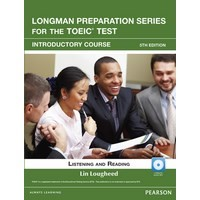 Longman Preparation Series for the TOEIC Test (5/E) Introductory Student Book with MP3 Audio CD-ROM