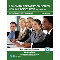 Longman Preparation Series for TOEIC (6e) Listen&Read Introductory SB+MP3+ Key