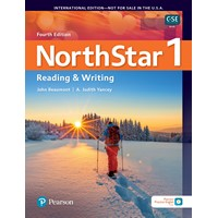 NorthStar 4E Reading & Writing 1 Student Book w/ app & Resources