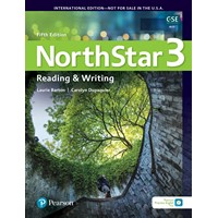 NorthStar 5E Reading & Writing 3 Student Book w/ app & Resources