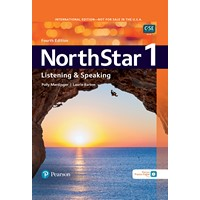 NorthStar 4E Listening & Speaking 1 Student Book with Mobile App & Resources