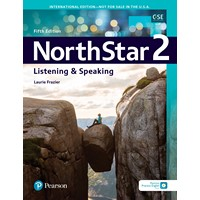NorthStar 5E Listening & Speaking 2 Student Book with Mobile App & Resources
