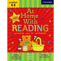 At Home With Reading  (Pre-School 3-5)