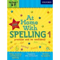 At Home with Spelling 1 (Key Stage1 5-7)