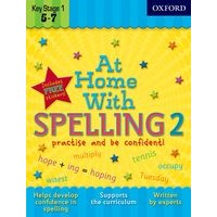 At Home With Spelling 2 (Key Stage1 5-7)