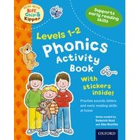 Oxford Reading Tree Phonics Activity Book L1-2