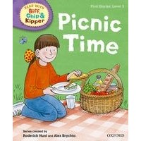 Oxford Reading Tree Read with Biff Chip& Kipper First Stories 2 Picnic Time