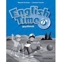 English Time 1 (2/E) Workbook