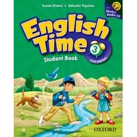 English Time 3 (2/E) Student Book + Student CD