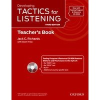 Tactics for Listening Developing (3/E) Teacher's Resource Pack