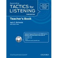 Tactics for Listening Expanding (3/E) Teacher's Resource Pack