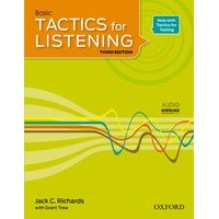 Tactics for Listening Basic (3/E) Student Book