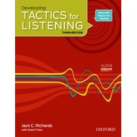 Tactics for Listening Developing (3/E) Student Book