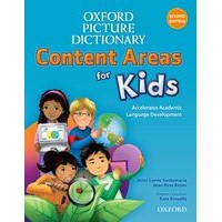 Oxford Picture Dictionary Content Areas for Kids (2/E) Monolingual Dictionary Paperback