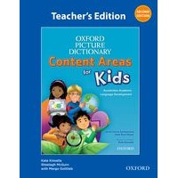 Oxford P.Dictionary Content Areas for Kids (2/E) Teacher's Book