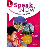 Speak Now 1 Student Book + Online Practice