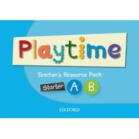 Playtime Teacher's Resources Pack