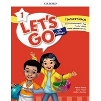 Let's Go Fifth edition Level 1 Teachers Pack
