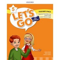 Let's Go Fifth edition Level 5 Teachers Pack