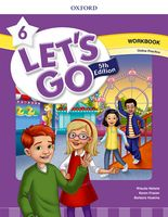 Let's Go Fifth edition Level 6 Workbook with Online Practice
