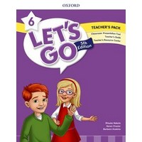 Let's Go Fifth edition Level 6 Teachers Pack