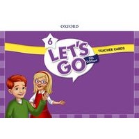 Let's Go Fifth edition Level 6 Teacher Cards