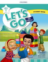 Let's Go Fifth edition Let's Begin 1 Student Book