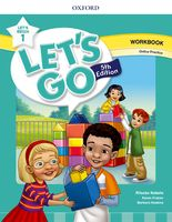 Let's Go Fifth edition Let's Begin 1 Workbook with Online Pack