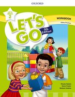 Let's Go Fifth edition Let's Begin 2 Workbook with Online Practice